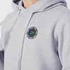 Heather Grey Softism Hoodie