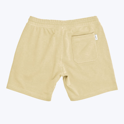 Khaki + Saffron Lounge Shorts Duo Pack