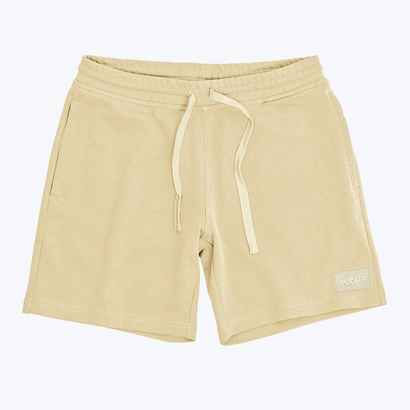 Khaki + Navy Blue + Oatmeal Marle Lounge Shorts Triple Pack
