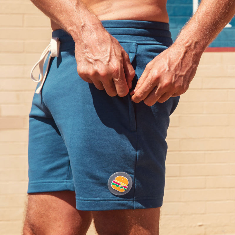 "7"" Burger Lounge Shorts"