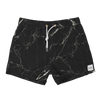Black Marble Shorts (Flex™ Edition)