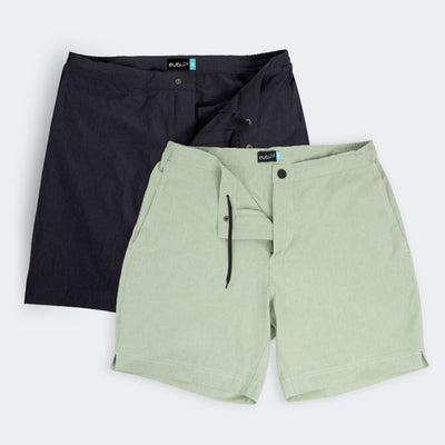[SALE] Navy Blue + Mint Green Duo Pack