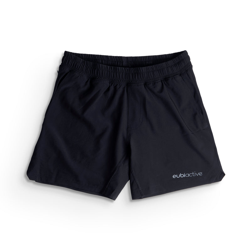 EUBI Active Ultima Shorts - Steel Black