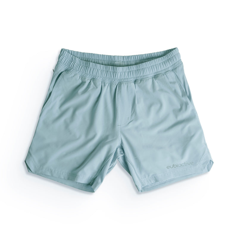 EUBI Active Ultima Shorts - Sky Blue