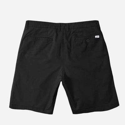 "11"" Black All Day Chino Shorts"