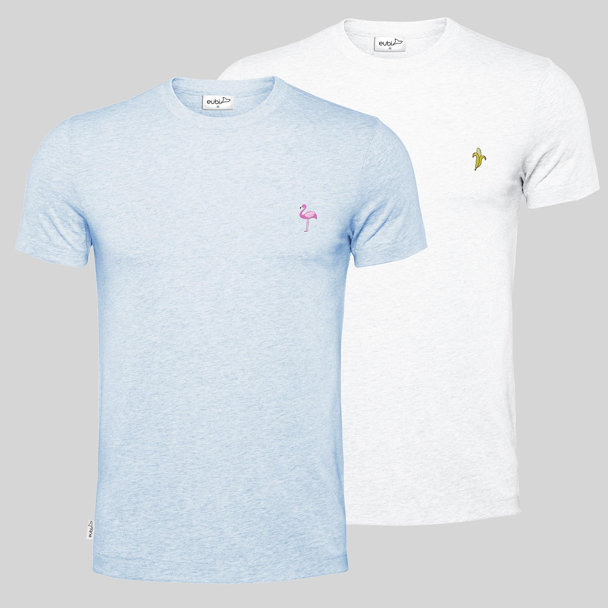 [SALE] Banana + Flamingo Signature T-Shirt Bundle