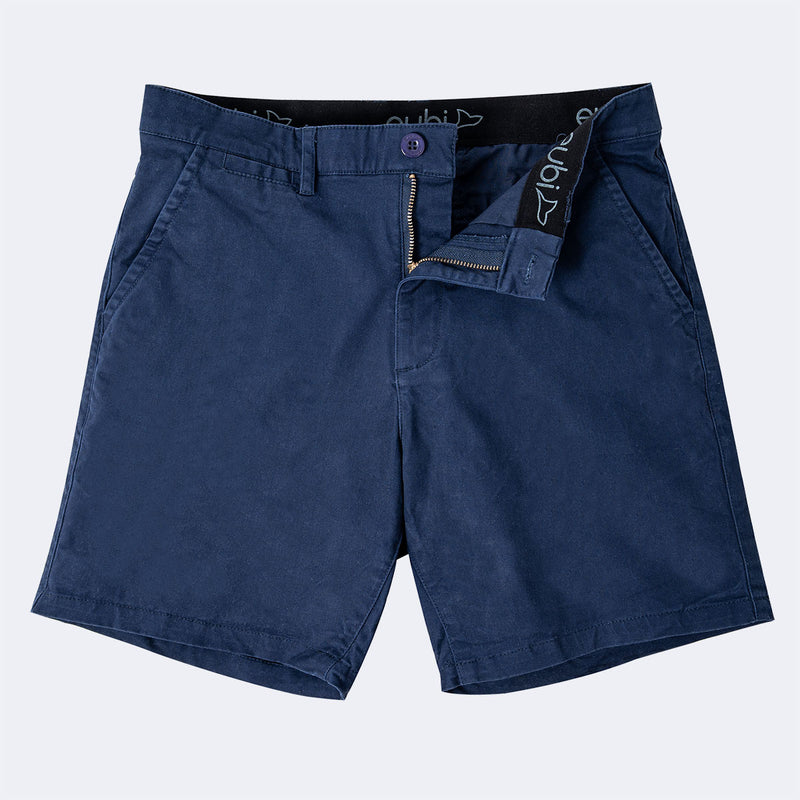 Midnight Blue All Day Shorts 2.0 (Stretch)