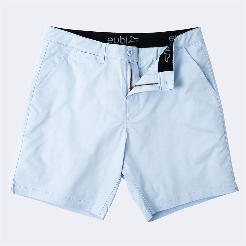 Vivid Blue All Day Shorts 2.0 (Stretch)