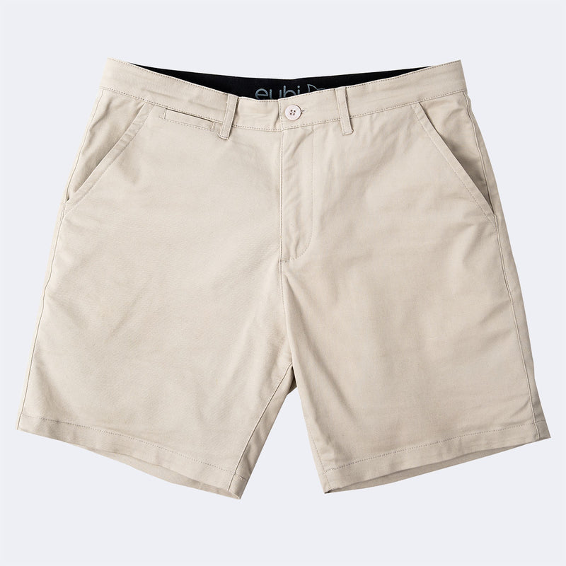 Sandy Brown + Khaki + Midnight Blue All Day Shorts 2.0 (Stretch) Triple Pack