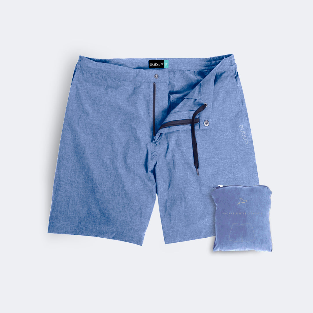 [SALE] Dazzling Blue Hybrid Shorts