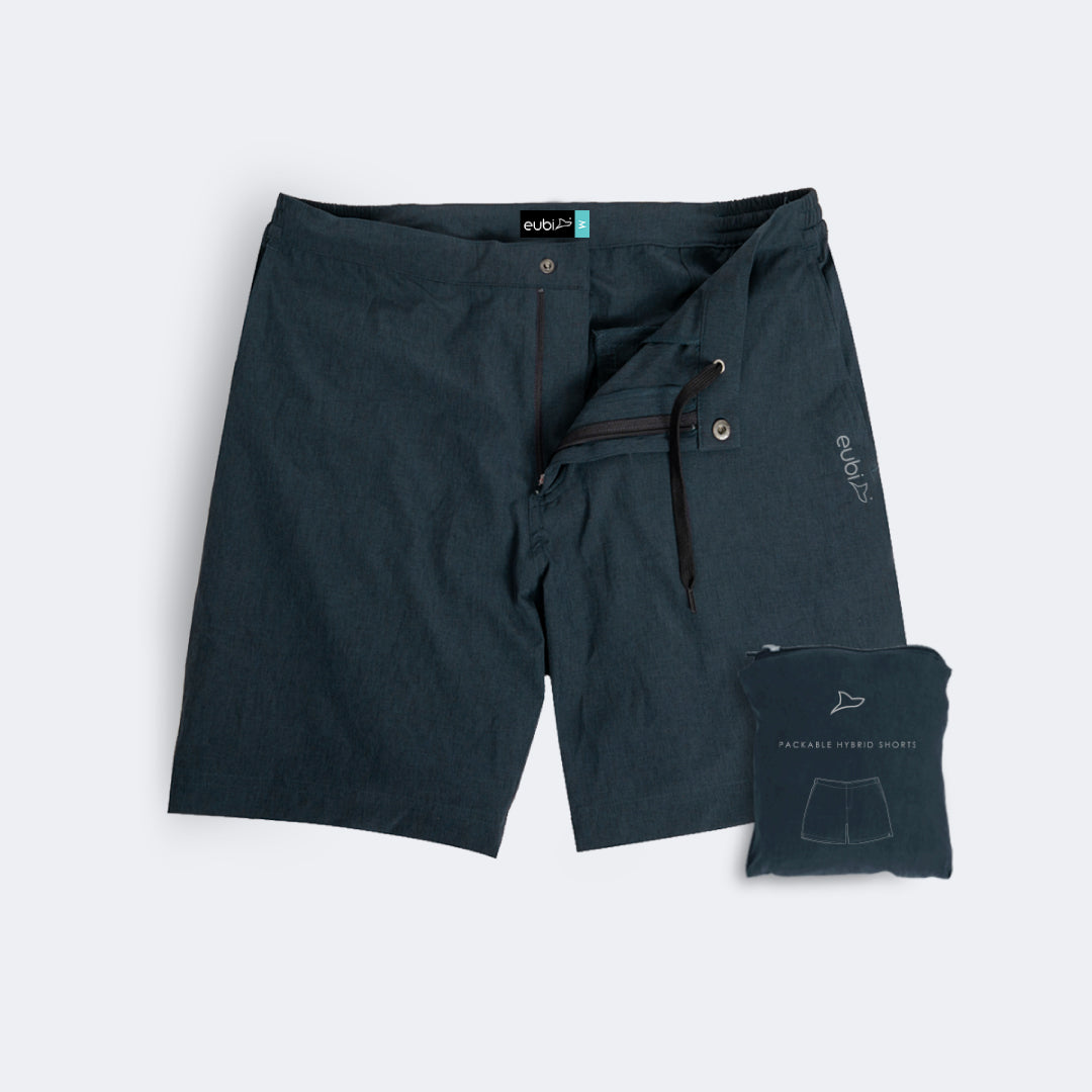 Deep Sea Hybrid Shorts