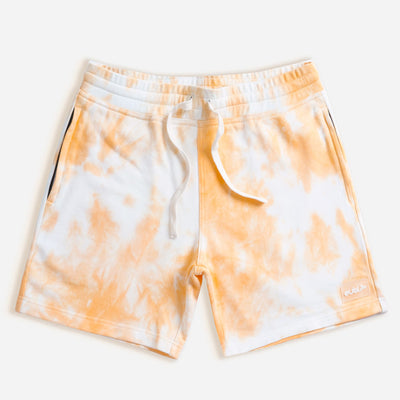 "[LIMITED EDITION] 7"" Tangerine Tie Dye Lounge Shorts"