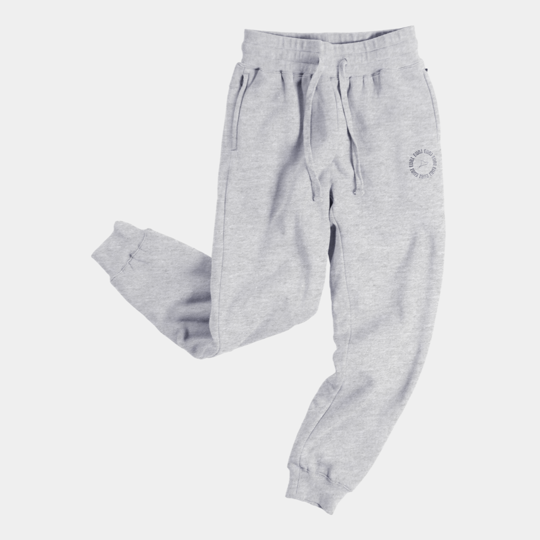 Heather Grey Softism Trackpants