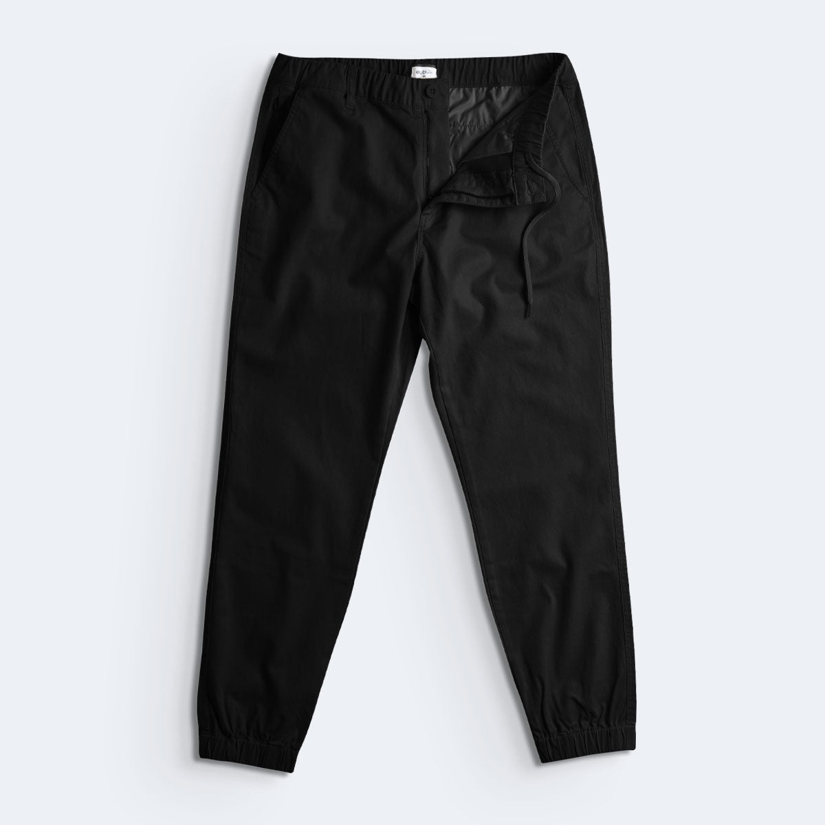 "28"" Flex All Day Joggers - Solid Black"