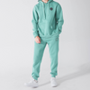Turquoise Softism Trackpants