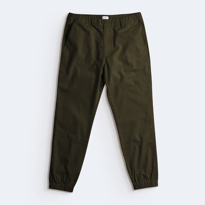 Flex All Day Joggers - Olive Green