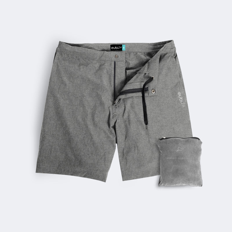 Heather Grey + Deep Sea + Mint Green Triple Pack