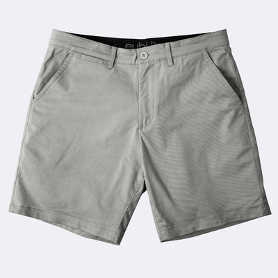Sandy Brown + Khaki + Ash Grey All Day Shorts 2.0 (Stretch) Triple Pack
