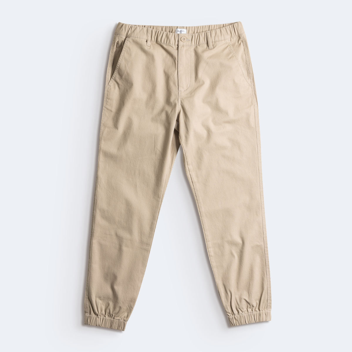 Flex All Day Joggers - Sandy Brown