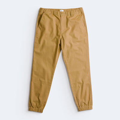 Flex All Day Joggers - Camel Brown