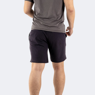 [SALE] Navy Blue Hybrid Shorts