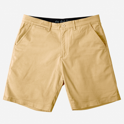 "9"" Sandy Brown + Khaki All Day Shorts 2.0 (Stretch) Duo Pack"