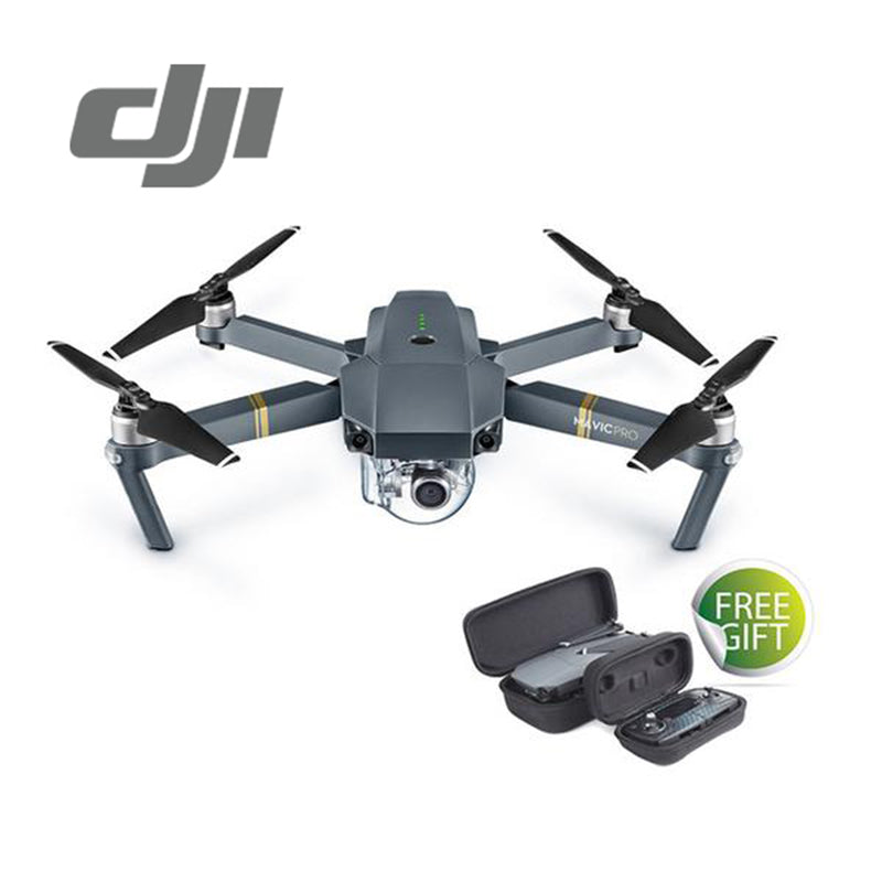 DJI Mavic Pro Platinum OcuSync Transmission FPV With 3Axis Gimbal 4K Camera Obstacle Avoidance RC Quadcopter Drone