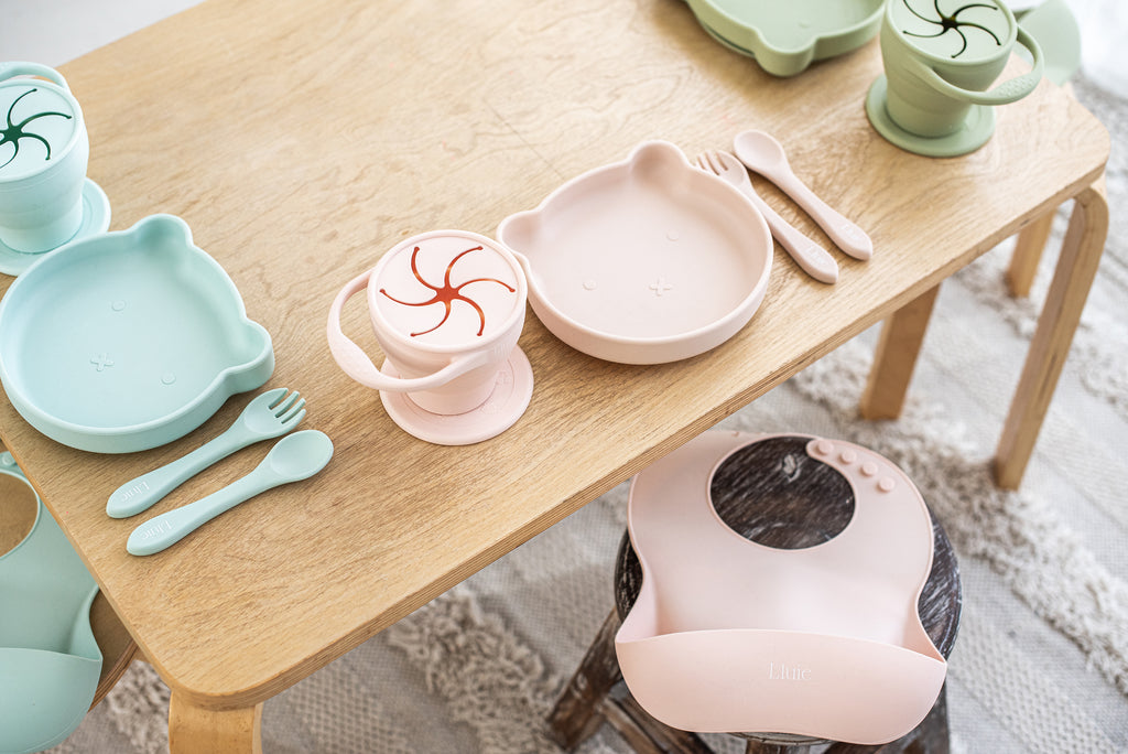 The Complete Dinnerware Bundle - Blush