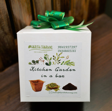 KITCHEN GARDEN GIFT BOX