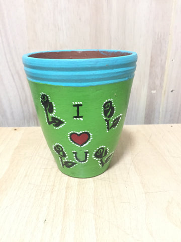 Valentine Special Note - Mud pot