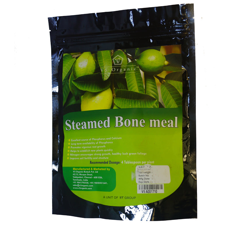 steamed Bone Meal