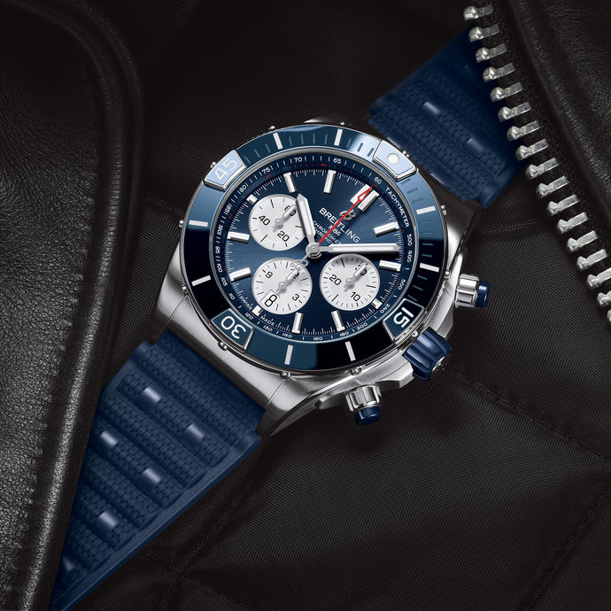 The New Super Chronomat: A Supercharged All-Purpose Sports Watch From Breitling