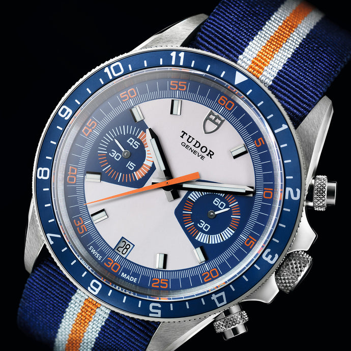 50th Anniversary of the TUDOR Chronograph