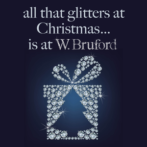 To make sure you have time to find the perfect gift this Christmas, we've extended our opening hours with W.Bruford Cornfield Road now open on Sundays throughout December.
