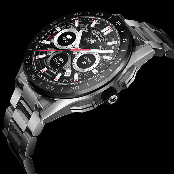TAG Heuer Introduces The New Generation Of Its Luxury Connected Watch