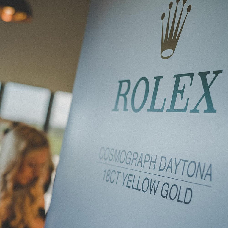 ROLEX & TUDOR Baselworld 2017 at Rathfinny Estate