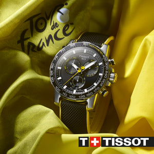 Celebrate the Tour de France with Tissot and W.Bruford