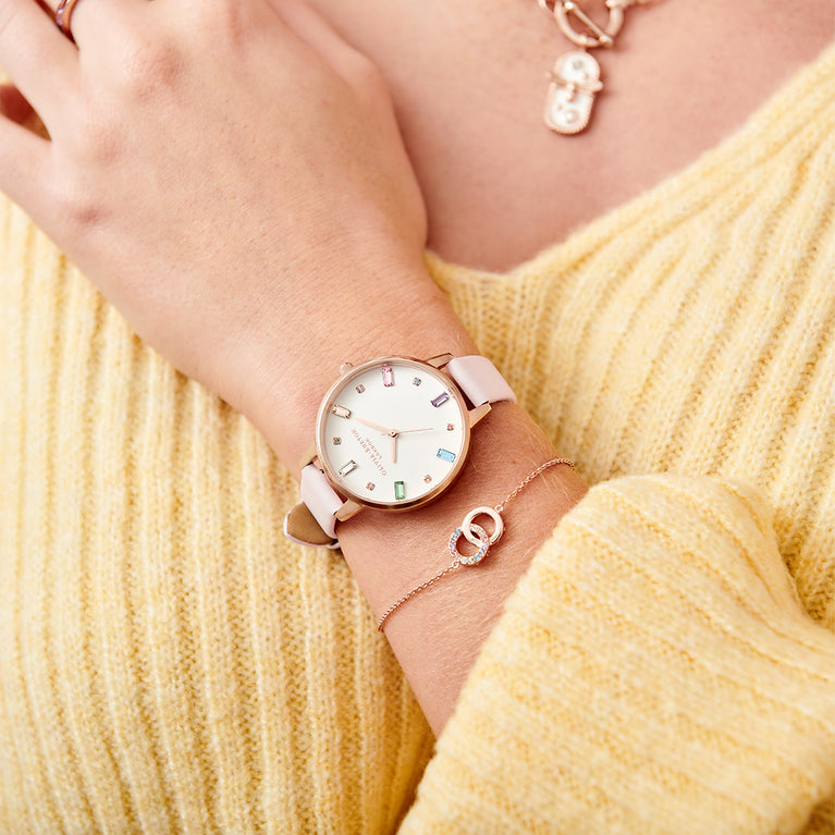 Olivia Burton 34mm Rainbow OB16RB22