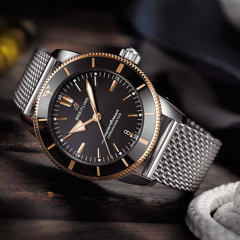 The Superocean Héritage II B20 Automatic 44