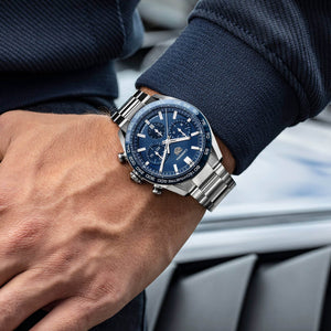 Introducing the TAG Heuer Carrera Sport Chronograph