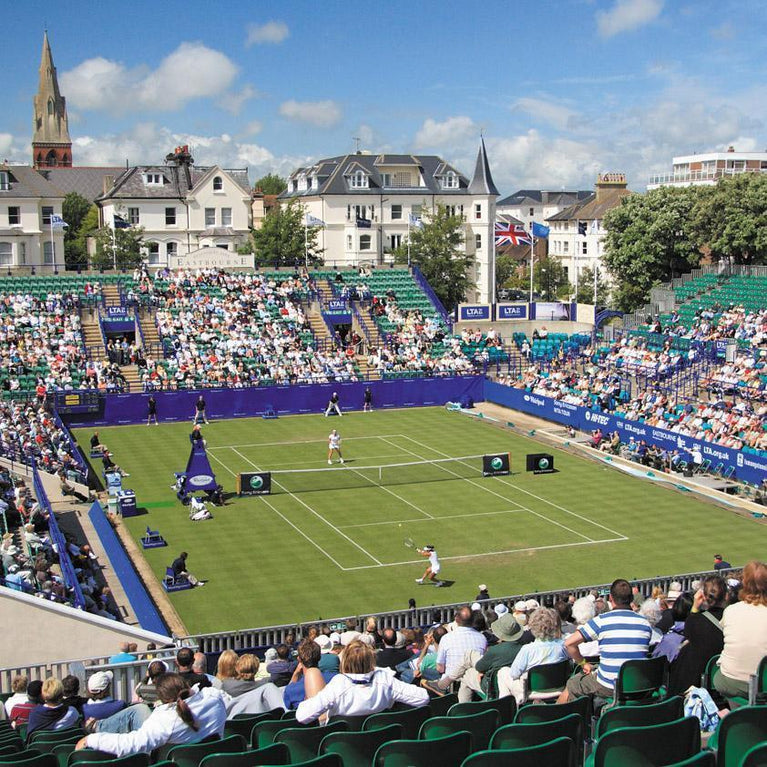 The Nature Valley International Tennis Tournament Takes Place From 22-30th June At The Devonshire Park, Eastbourne