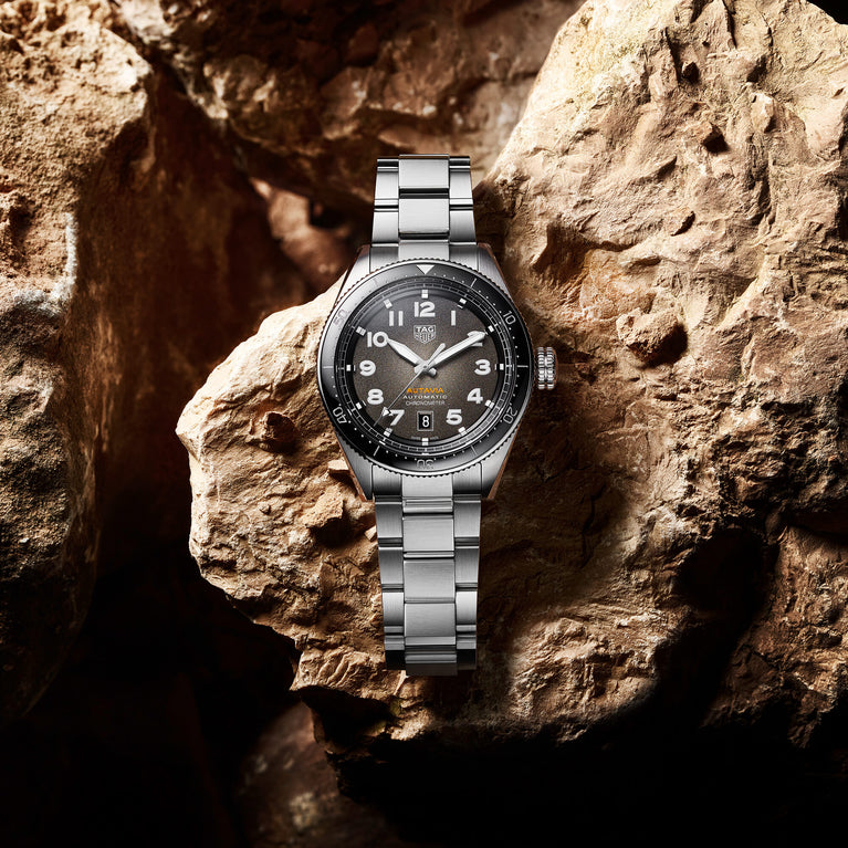 TAG Heuer Autavia: For the authentic free spirit who lives life as an adventure