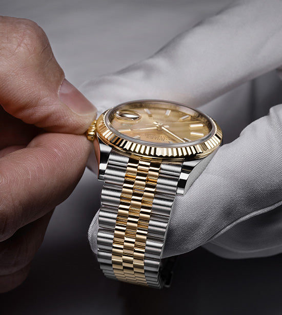 Servicing Your Rolex Image