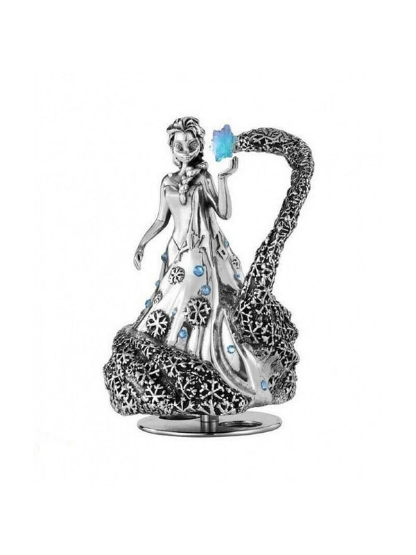 Royal Selangor Disney Princess Elsa Limited Edition Music Carousel 016310R