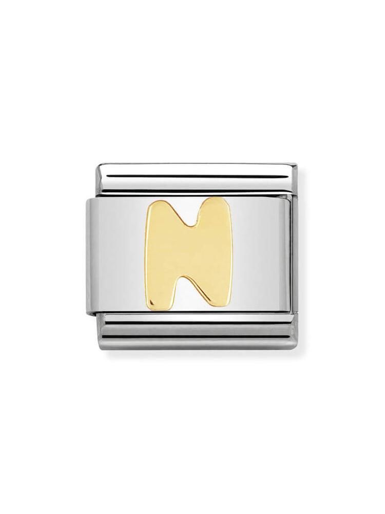 Nomination Classic Letter N Charm 030101-14