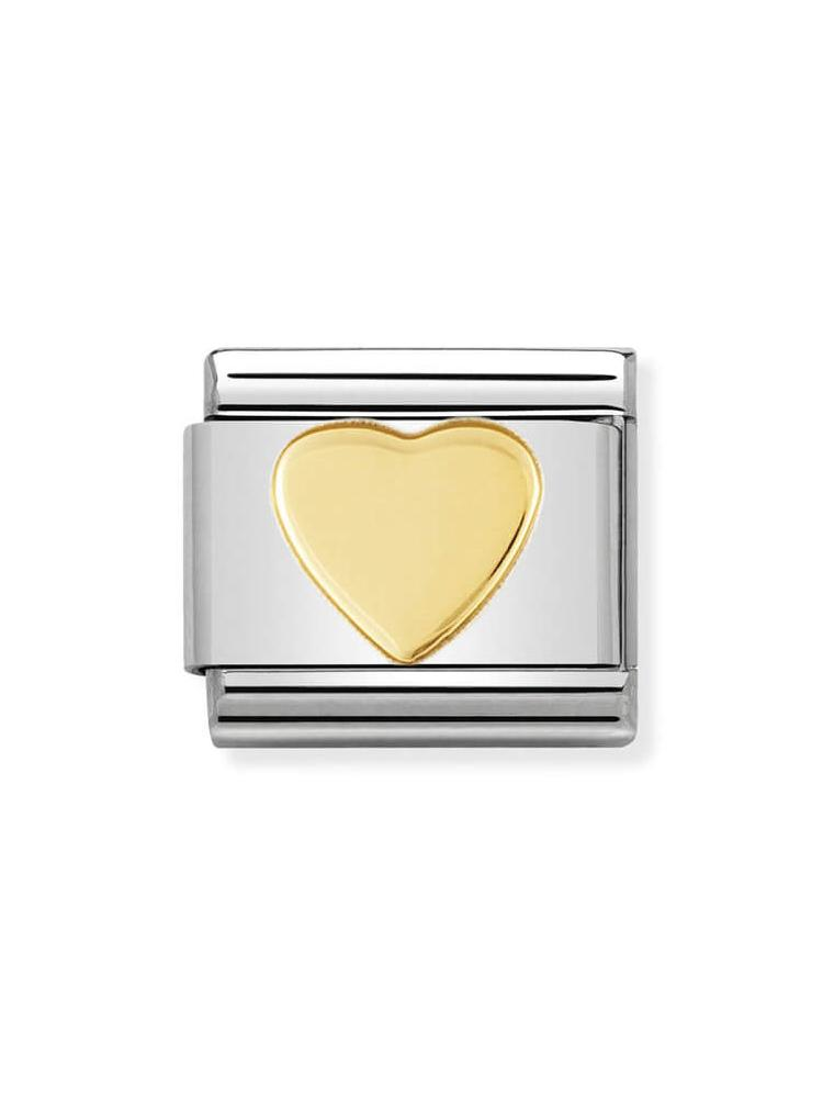 Nomination Classic Heart Charm 030116-02