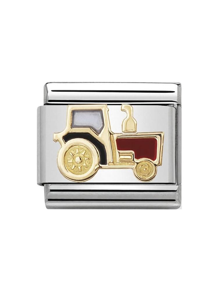 Nomination Classic Tractor Charm 030210-22