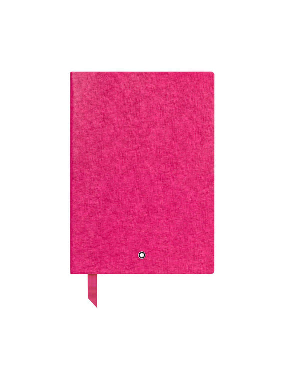 116520 Montblanc Pink Leather 150 x 210mm Notebook