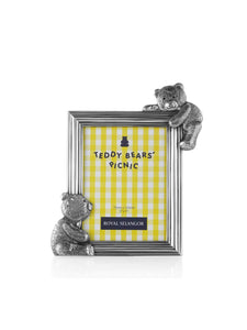 013578R Royal Selangor Teddy Bear's Picnic Photo Frame