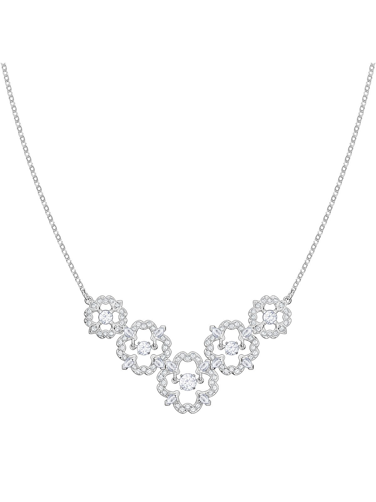 Swarovski Sparkling Dance Flower Necklace 5397240
